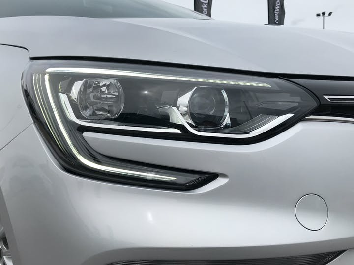 Renault Megane 1.5 DCi Dynamique Nav 5dr | BV66OKO | Photo 18