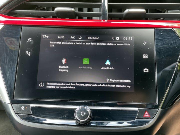 Vauxhall Corsa 1.2 Turbo SRi Premium Hatchback 5dr Petrol Manual (s/s) (100 Ps)   DT69EPP   Photo 18