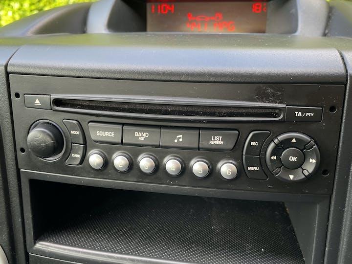 Citroen Berlingo 1.6 TD Plus Multispace Special Edition Mpv 5dr Diesel Manual (135 G/km, 90 Bhp) | FT62AYY | Photo 18