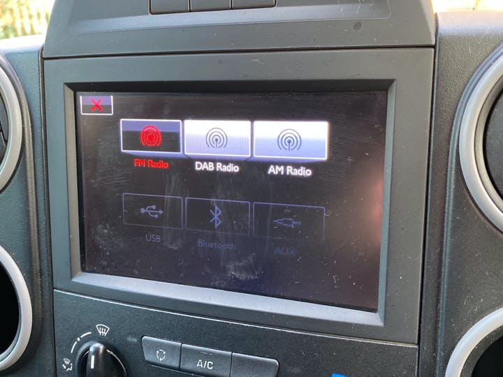 Citroen Berlingo 1.6 Bluehdi 850 Enterprise L1 Panel Van 5dr Diesel Manual (112 G/km, 100 Bhp)   FX67MHU   Photo 18