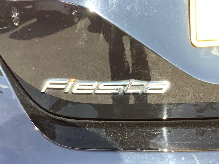 Ford Fiesta 1.0t Ecoboost Titanium Hatchback 5dr Petrol Manual (s/s) (100 Ps) | MM18VGE | Photo 18