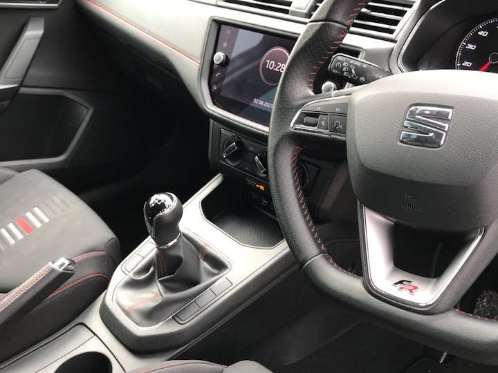 SEAT Ibiza 1.0 Tsi Fr Hatchback 5dr Petrol Manual (s/s) Gpf (95 Ps) | YG19JDS | Photo 18