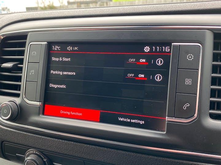 Citroen Dispatch 1.6 Bluehdi 1000 Enterprise M Panel Van 6dr Diesel Manual MWB Eu6 (s/s) (115 Ps) | BD67KVU | Photo 19