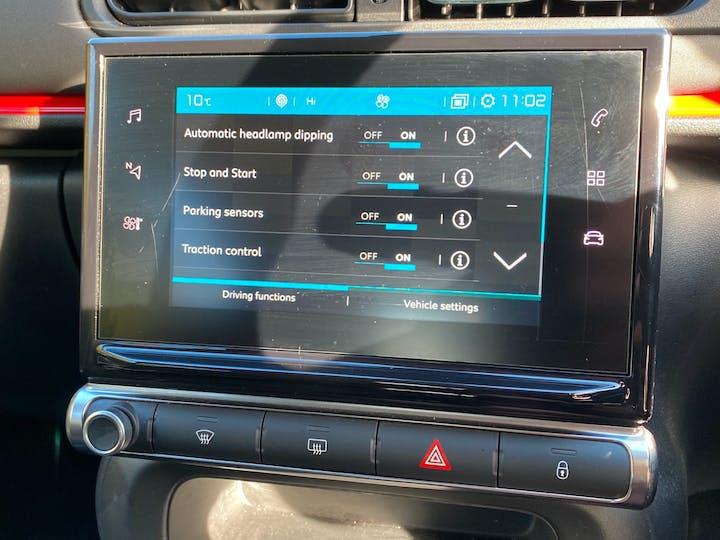 Citroen C3 1.2 Puretech Flair Nav Edition Hatchback 5dr Petrol Manual (s/s) (82 Ps) | CN19HKK | Photo 19