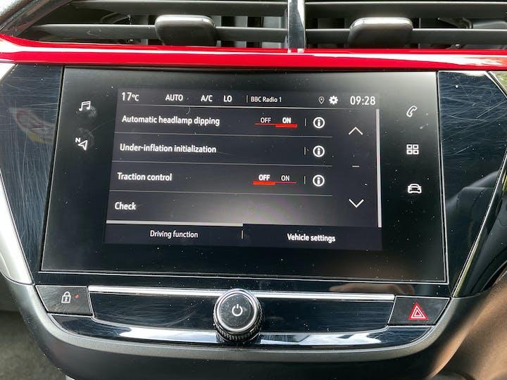 Vauxhall Corsa 1.2 Turbo SRi Premium Hatchback 5dr Petrol Manual (s/s) (100 Ps)   DT69EPP   Photo 19