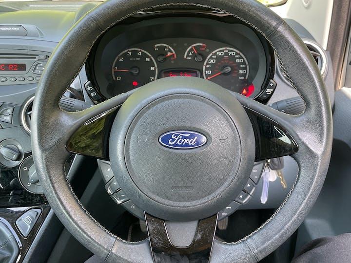 Ford Ka 1.2 Metal Hatchback 3dr Petrol Manual (115 G/km, 69 Bhp)   FM15XVN   Photo 19