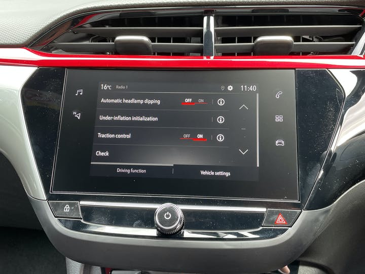 Vauxhall Corsa 1.2 Turbo SRi Hatchback 5dr Petrol Manual (s/s) (100 Ps) | FT21YZA | Photo 19
