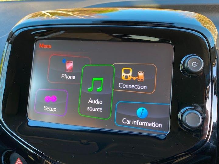 Citroen C1 1.2 Puretech Flair Hatchback 5dr Petrol Manual (82 Ps) | LS67GZW | Photo 19