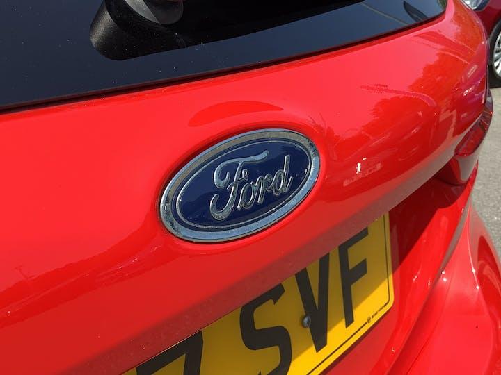 Ford Fiesta 1.0t Ecoboost Titanium Hatchback 5dr Petrol Manual (s/s) (125 Ps) | MA67SVF | Photo 19