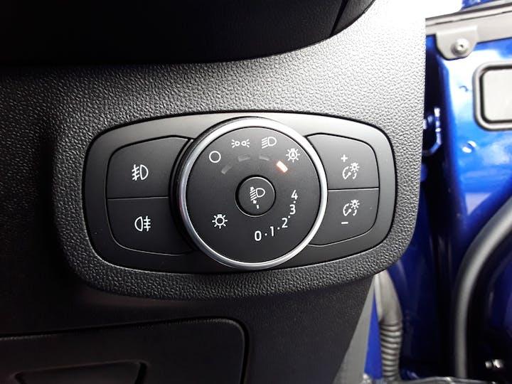 Ford Fiesta 1.0t Ecoboost Zetec Hatchback 3dr Petrol Manual (s/s) (100 Ps)   MJ67XRA   Photo 19