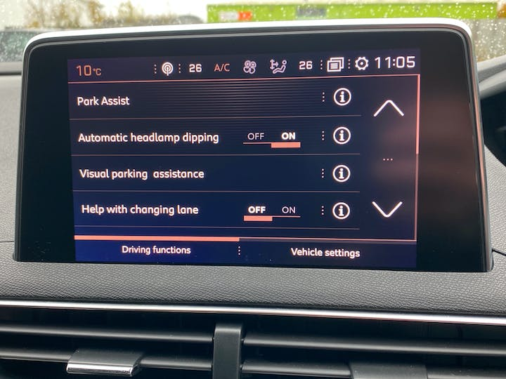 Peugeot 3008 1.6 Bluehdi GT Line SUV 5dr Diesel (s/s) (120 Ps) | SF67WYC | Photo 19