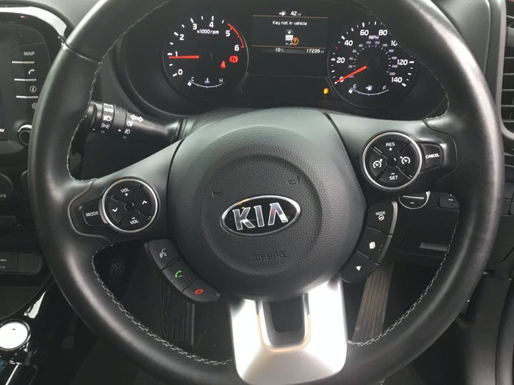 Kia Soul 1.6 CRDi 3 SUV 5dr Diesel (134 Bhp) | YG67CWN | Photo 19