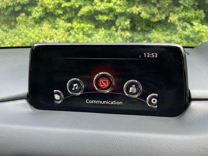 Mazda CX-5 2.2 Skyactiv D SE L Nav SUV 5dr Diesel (s/s) (150 Ps)   YR67NVV   Photo 19