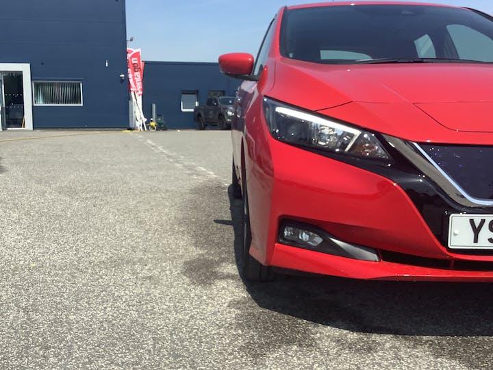 Nissan Leaf 40kwh Acenta Hatchback 5dr Electric Auto (150 Ps) | YS19UGK | Photo 19