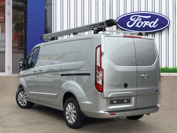 Ford Transit Custom 340 1.0 Ecoboost PHEV 126PS L1 Low Roof Limited Auto   65N008175   Photo 2