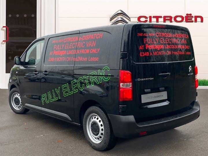 Citroen Dispatch 1200 100kw 75kwh M Enterprise Auto   74N003849   Photo 2