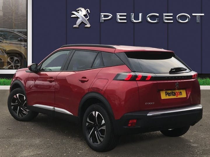 Peugeot 2008 1.2 Puretech Allure 5dr | 97N011710 | Photo 2
