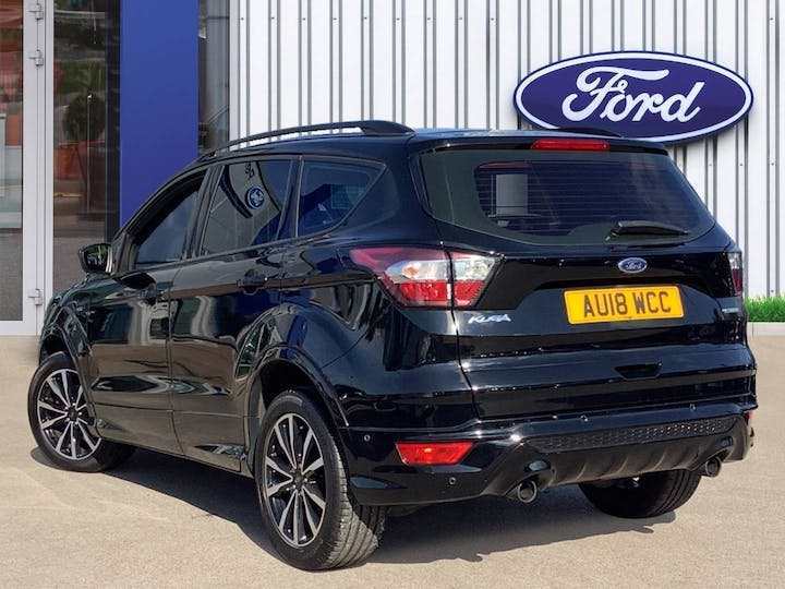 Ford Kuga 1.5t Ecoboost St Line SUV 5dr Petrol Manual (s/s) (150 Ps) | AU18WCC | Photo 2