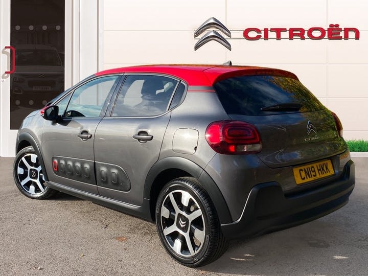 Citroen C3 1.2 Puretech Flair Nav Edition Hatchback 5dr Petrol Manual (s/s) (82 Ps) | CN19HKK | Photo 2