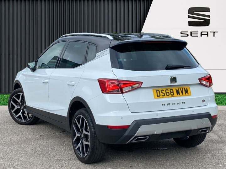 SEAT Arona 1.6 TDi Fr Sport SUV 5dr Diesel Manual (s/s) (115 Ps) | DS68WVM | Photo 2