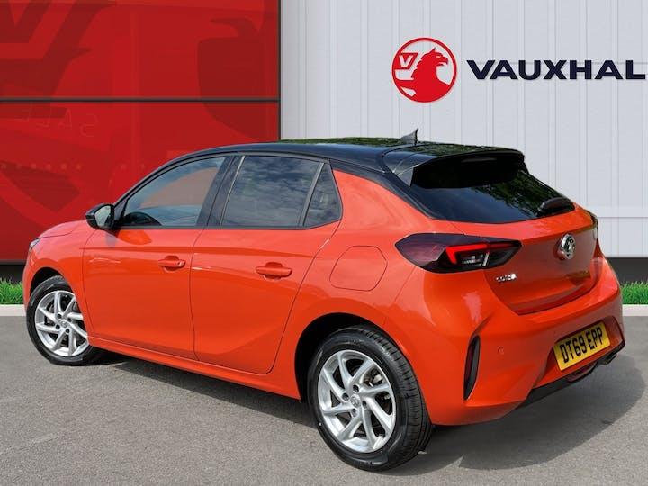 Vauxhall Corsa 1.2 Turbo SRi Premium Hatchback 5dr Petrol Manual (s/s) (100 Ps)   DT69EPP   Photo 2