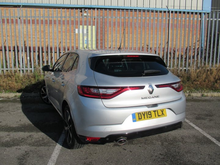 Renault Megane 1.3 Tce Iconic Hatchback 5dr Petrol Manual (s/s) (140 Ps) | DY19TLX | Photo 2