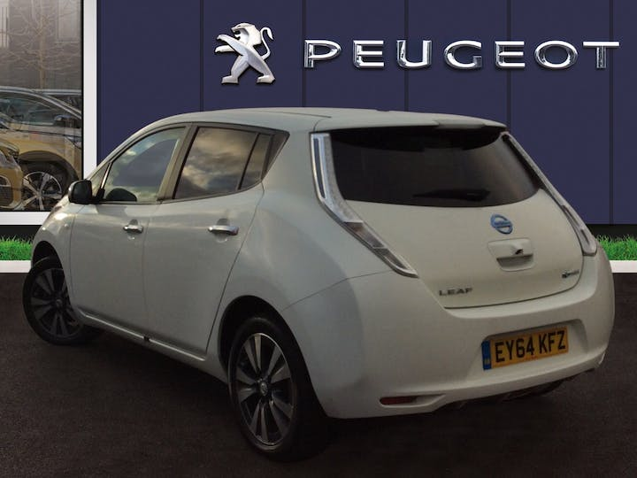 Nissan Leaf (24kwh) Tekna Hatchback 5dr Electric Automatic (0 G/km, 107 Bhp) | EY64KFZ | Photo 2