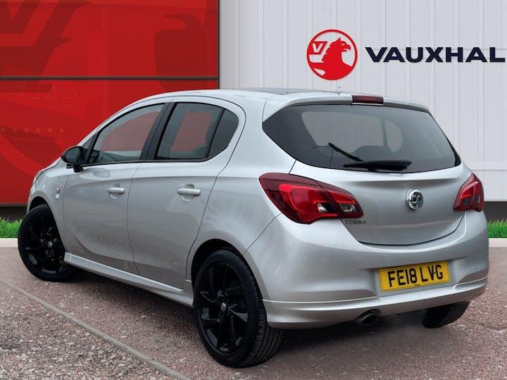 Vauxhall Corsa 1.4i Ecoflex Limited Edition Hatchback 5dr Petrol (90 Ps)   FE18LVG   Photo 2
