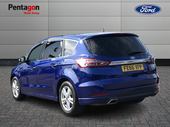 Ford S Max 2.0 TDCi Ecoboost Titanium Mpv 5dr Powershift Diesel (s/s) (180 Ps) | FE66XFP | Photo 2