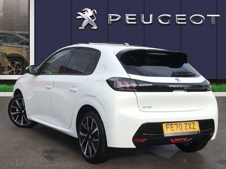 Peugeot 208 1.2 Puretech Allure Premium Hatchback 5dr Petrol Eat (s/s) (100 Ps) | FE70ZXZ | Photo 2