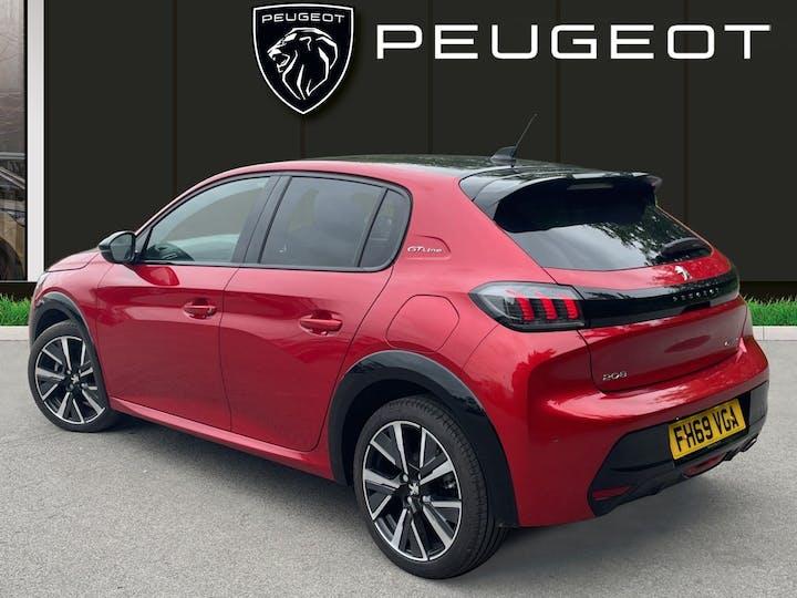 Peugeot 208 1.2 Puretech GT Line Hatchback 5dr Petrol Eat (s/s) (100 Ps) | FH69VGA | Photo 2