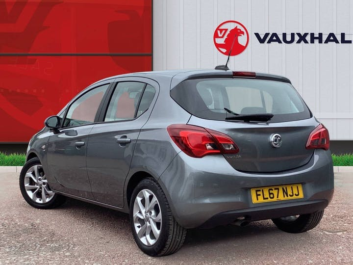 Vauxhall Corsa 1.4i Ecotec SRi Hatchback 5dr Petrol (75 Ps)   FL67NJJ   Photo 2