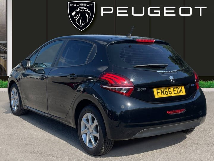Peugeot 208 1.6 Bluehdi Active Hatchback 5dr Diesel (75 Ps)   FN66EDK   Photo 2