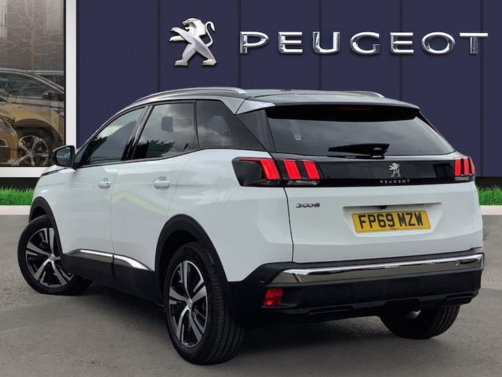 Peugeot 3008 1.5 Bluehdi Allure SUV 5dr Diesel (s/s) (130 Ps) | FP69MZW | Photo 2