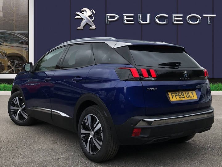 Peugeot 3008 1.5 Bluehdi Allure 5dr   FP69ULY   Photo 2