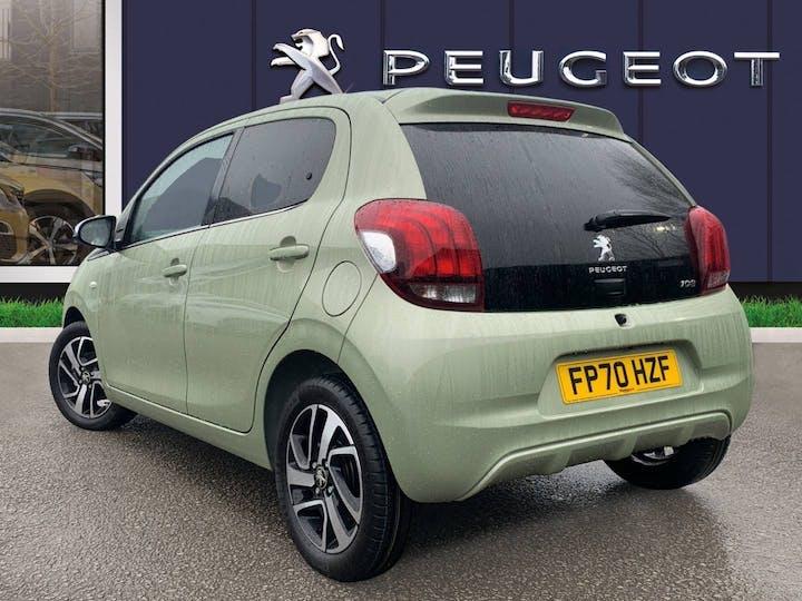 Peugeot 108 1.0 Collection Hatchback 5dr Petrol (s/s) (72 Ps)   FP70HZF   Photo 2
