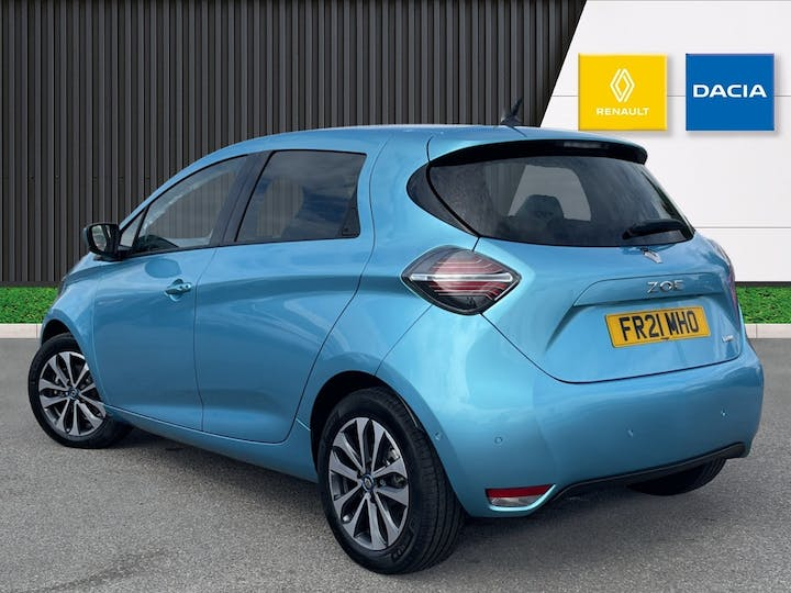Renault Zoe R135 52kwh GT Line Hatchback 5dr Electric Auto (i) (134 Bhp)   FR21MHO   Photo 2