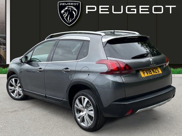 Peugeot 2008 1.6 Bluehdi Allure Premium SUV 5dr Diesel (100 Ps)   FV18NZS   Photo 2