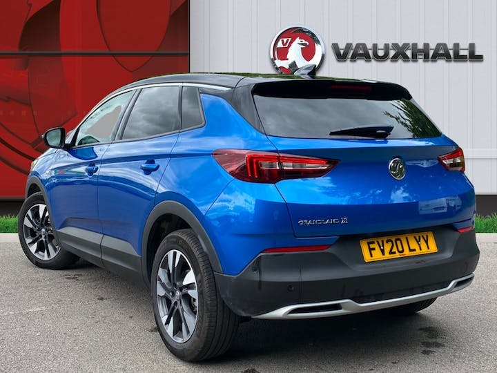 Vauxhall Grandland X 1.5 Turbo D Griffin 5dr | FV20LYY | Photo 2