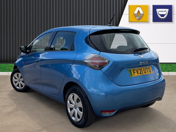 Renault Zoe R110 52kwh Play Hatchback 5dr Electric Auto (i) (107 Bhp)   FV21UTO   Photo 2