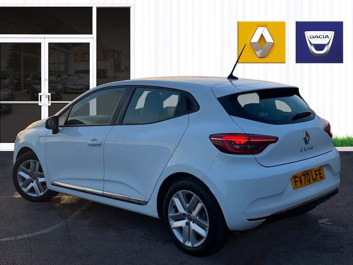 Renault Clio 1.0 Tce Play Hatchback 5dr Petrol Manual (s/s) (100 Ps) | FV70LFE | Photo 2