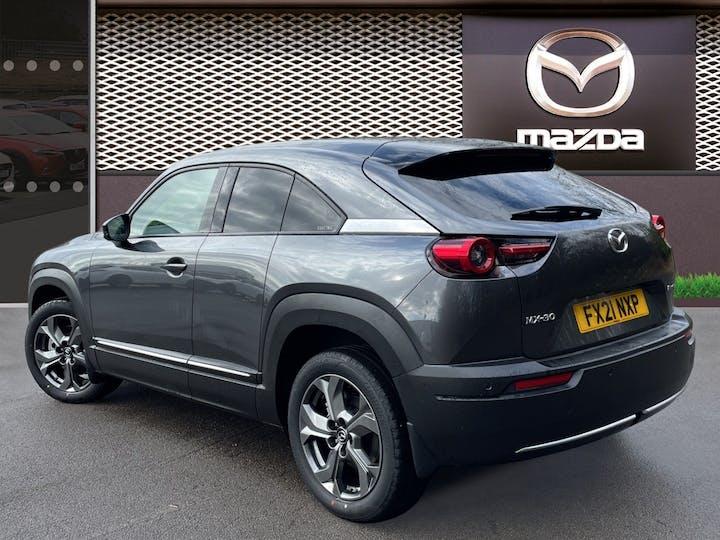 Mazda MX-30 35.5kwh GT Sport Tech SUV 5dr Electric Auto (145 Ps) | FX21NXP | Photo 2