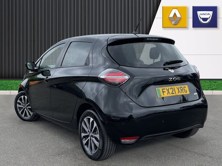 Renault Zoe R135 52kwh GT Line Hatchback 5dr Electric Auto (i, Rapid Charge) (134 Bhp) | FX21XRG | Photo 2