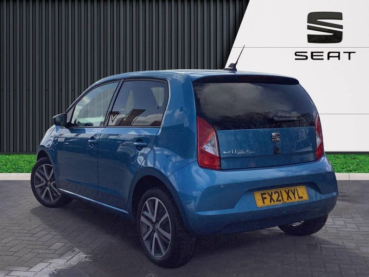 SEAT Mii 36.8kwh Hatchback 5dr Electric Auto (83PS)   FX21XYL   Photo 2