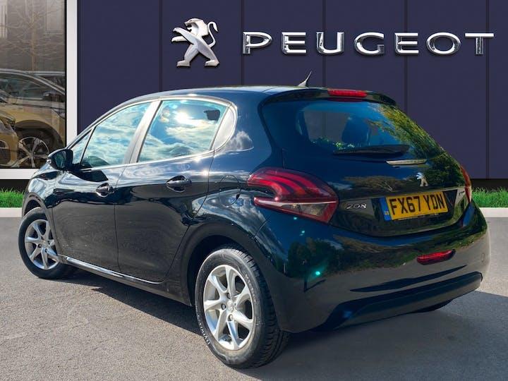 Peugeot 208 1.2 Puretech Active Hatchback 5dr Petrol (82 Ps) | FX67YDN | Photo 2