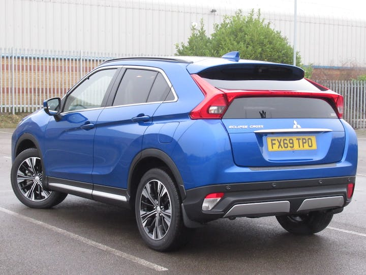 Mitsubishi Eclipse Cross 1.5t Exceed SUV 5dr Petrol Cvt 4wd (s/s) (163 Ps)   FX69TPO   Photo 2