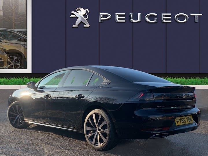 Peugeot 508 1.5 Bluehdi GT Line Fastback 5dr Diesel Manual (s/s) (130 Ps) | FY69YOM | Photo 2