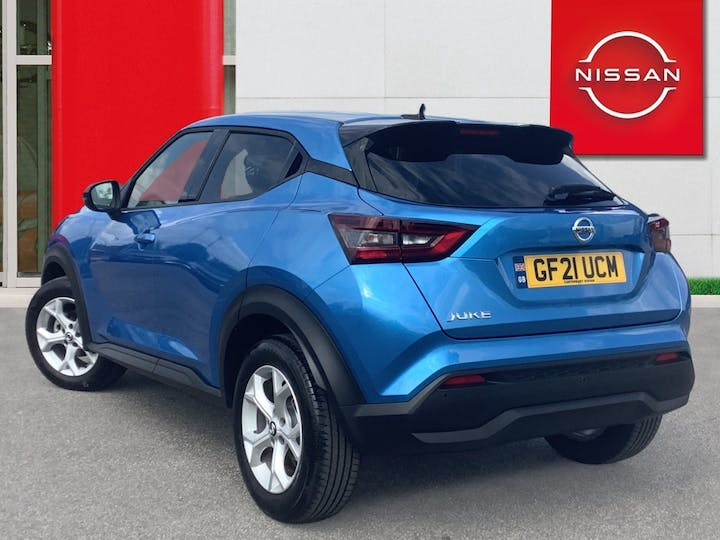 Nissan Juke 1.0 Dig T N Connecta SUV 5dr Petrol Dct Auto (s/s) (114 Ps) | GF21UCM | Photo 2
