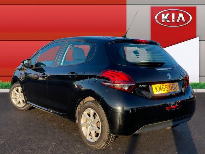Peugeot 208 1.2 Puretech Active Hatchback 5dr Petrol (82 Ps) | KM66UGU | Photo 2
