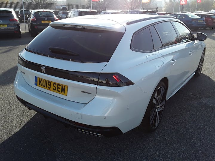 Peugeot 508 SW 1.5 Bluehdi GT Line Estate 5dr Diesel Eat (s/s) (130 Ps) | KU19SEM | Photo 2